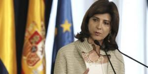 La canciller María Ángela Holguín participó en el llamado Fórum Europa.