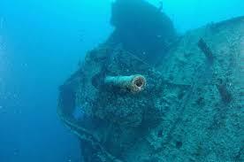 Welligton Wreck (Nueva Zelanda) Se trata de una antigua embarcación sumergida a más de 20 metros y lo más impresionante es observar que se encuentra en buen estado.