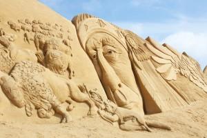 Festival-de-esculturas-de-arena-de-Sondervig-Dinamarca-3