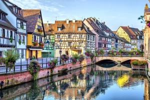 Colmar en Francia